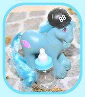 ❤️My Little Pony MLP G1 Vtg Big Brother Ponies Quarterback Score Football Boy❤️