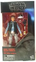 Star Wars The Black Series Rebel Trooper 6-Inch Action Figure New Toy Gift