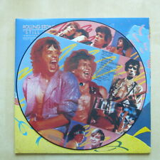 ROLLING STONES Still Life [American Concert 1981] UK LP picture disc in gatefold