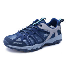 Mens Womens Breathable Outdoor Climbing Water Shoes Hiking Non-slip Waterproof