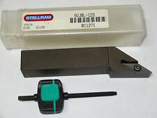 new STELLRAM SVJBL-123 Indexable Turning Toolholder left-hand tool holder 011271