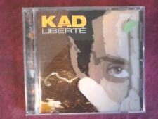 KAD ACHOURI- LIBERTE' (2002). CD.