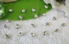 400pcs Tibetan silver barrel spacer beads FC10288