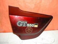 KAWASAKI GT550 SEITENDECKEL LINKS GT 550 MIT EMBLEM 36001-1188 (142)