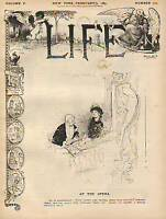 1885 Life February 5 - Tower of London is Dynamited