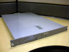 Sun 380-1325 Rackmount Tray with 380-1324 4mm DAT72 SCSI LVD Tape Drive
