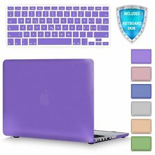 Metallic Coated Hard Shell Case Keyboard Cover for Apple MacBook Pro 13 Retina