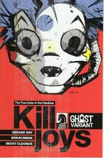 True Lives of the Fabulous Killjoys, The #1 (Ghost variant) VF/NM; Dark Horse  