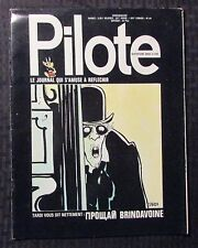 PILOTE French Comic Magazine #680 FN 6.0 Brindavoine