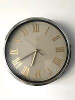 Howard Miller Quartz Wall Clock Roman Numerals 612-191