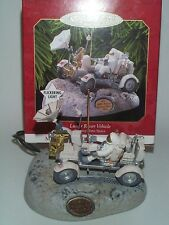 NASA APOLLO LUNAR ROVER VEHICLE MOON LANDING DISPLAY MODEL MIB