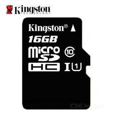 KINGSTON - Micro SD 16GB (CLASSE 10)