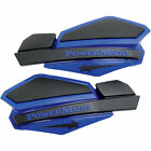 PowerMadd Star Series Replacement ATV Handguards Hand Guards Blue Black 34204
