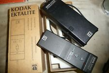 Slide projector KODAK EKTALITE carousel infrared remote + BOX 873 5086