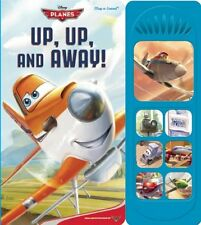Disney Pixar: Planes: Up, Up and Away Play-a-Sound Board Book