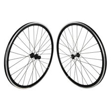 Ryde DP18 Wheels Black Road Bike Wheelset 28H 8-11 speed fits SRAM Shimano