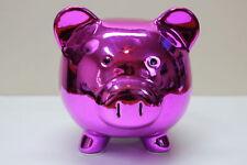 Target Piggy Bank Shinny Purple Ceramic 03/11