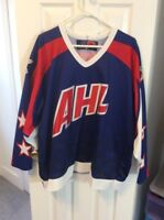 AHL American Hockey League All Star Jersey 2001 Wilkes Barre Large
