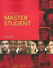 Becoming a Master Student by Dave Ellis (2007, Paperback)