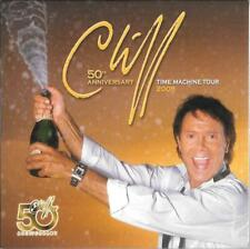 CLIFF RICHARD - 50TH ANNIVERSARY: TIME MACHINE TOUR - PROMO DVD (2008)