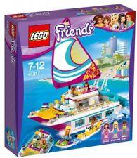 LEGO 41317 Friends Sunshine CATAMARANO barca da crociera prendisole Acqua Scooter Giocattolo Set