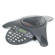 Avaya 1692 IP Conference Station 700473689 Polycom 2201-15680-001 PoE Phone VoIP