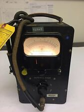 VINTAGE Ballantine Electronic AC Voltmeter Model 314 110-120V 50/60 Cycl. TESTED