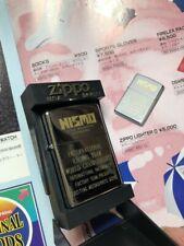 Nismo Old Logo Zippo Lighter Rare Vintage JDM HKS Skyline GTR R32 R33 Apparel