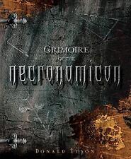 Grimoire of the Necronomicon, Donald Tyson, Good Book