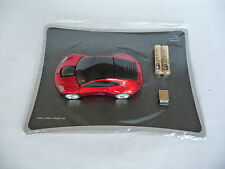 Motor Mouse 1:43  Wireless USB Mouse Red