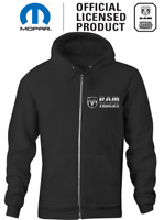 Officially licensed Dodge Ram Hoodie / Zipper Mopar Chrysler
