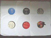 """DANCE & ELECTRONICA 12"""" vinyl records collection: choose 5 FOR £9.99 FREE P&P!"""