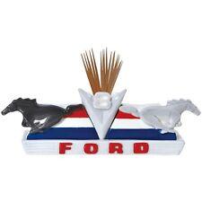 Westland Giftware Magnetic Ceramic Ford V8 Ponies Salt and Pepper Shaker and ...