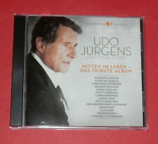 Udo Jürgens und seine Gäste - Mitten im Leben - Tribute -- 2er-CD / Schlager