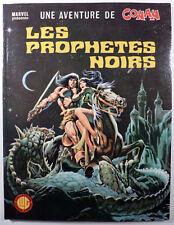 Conan 8 Les prophètes noirs Ed. LUG TBE