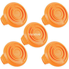 5 Pack WA6531 WORX GT Spool Cap Cover 50006531 for Cordless Grass Trimmer