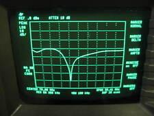 Generatore tracking per HP8590A, HP8565A, HP8568A, HP8569B ANALIZZATORE TEKTRONIX 492