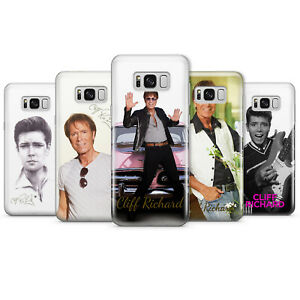 CLIFF RICHARD PHONE CASES & COVERS FOR SAMSUNG S8 S9 S10 NOTE 9 10 A20 A6 A8 J6