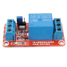 5V 1 channel H / L Level Trigger Relay Optocoupler Module for Arduino BT U1S0