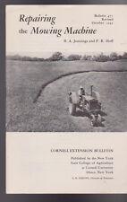 Repairing the Mowing Machine by BA Jennings & PR Hoff 1942 Booklet