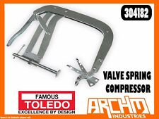 TOLEDO 304182 - VALVE SPRING COMPRESSOR - ADJUSTABLE LEVER OFFSET JAW - ENGINE