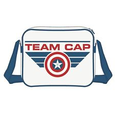 Captain America Team Cap Civil War Marvel Messenger Bag Umhänge Kurier Tasche
