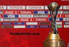 2016 FIFA Club World Cup Semi Final Real Madrid vs Club America DVD