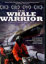 DVD DOCUMENTARY THE WHALE WARRIOR PIRATE FOR THE SEA PAUL WATSON
