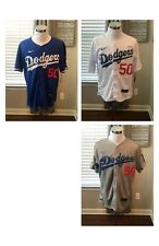 Los Angeles Dodgers #50 Mookie Betts 2020 World Series Champions Jersey