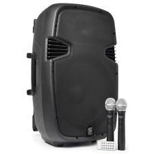 Vonyx SPJ-PA915 Tragbar Sound System 15