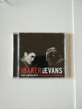 Chet Baker & Bill Evans: The Complete Legendary Sessions (CD)