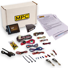 Complete 1-Button Remote Start Kit For 2007-2010 Pontiac G6 With Bypass