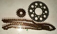 Honda CBR1000F FL CHAIN AND SPROCKET