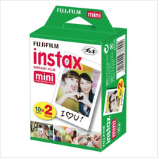 Fuji Instax Mini Instant Film Twin Pack 10X2 for Fujifilm 9 8 7S 50S 25 Camera